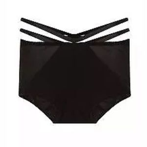 Other - Plus size strappy fetish panty sexy high waisted